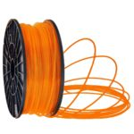ABS Filament neon-orange